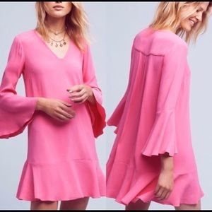 Anthropologie HD in Paris Carissa BellSleeve Dress
